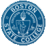 Boston State College Seal