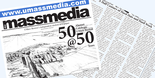 Student Newspaper Showcases 50 Outstanding Alumni