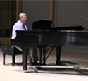 University Hall's Recital Hall Comes Alive with Professor Patterson's New Composition