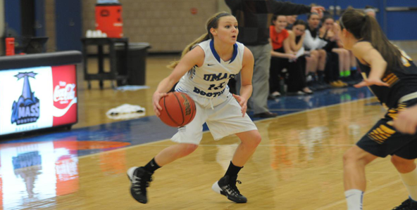 Beacons Athletics Checks in With Alumna Shelby Buck '14