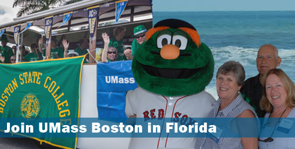 UMass Boston Comes to Florida: March 12-14