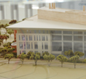 Model of New Academic Building Unveiled
