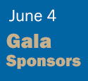 Thanks to Our Early Gala Sponsors