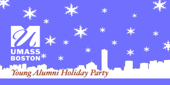 Celebrate the Season on December 2 at the UMass Club!