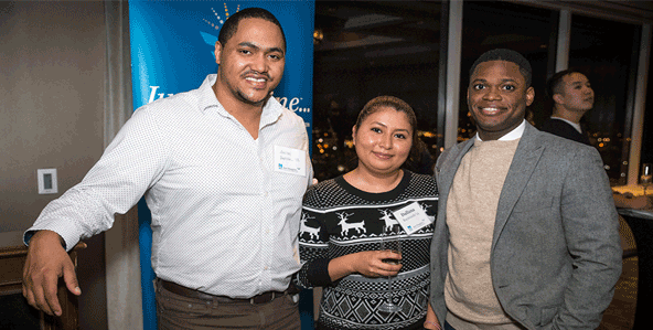 Photos from Recent Young Alumni Council Event