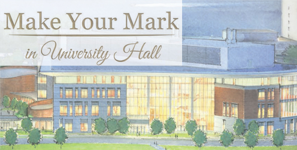 Make Your Mark! Purchase a Seat in New Auditorium