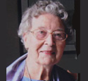 Happy 100th Birthday Ruth Halloran '36!