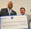 Center of Excellence for Veterans Receives $25,000 Grant