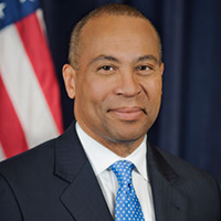 Governor Deval Patrick photo