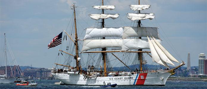 UMass Boston Alumni Online Community Summer Solstice Tall Ship - Boston tall ship cruise