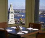 Umass Club Dining Room